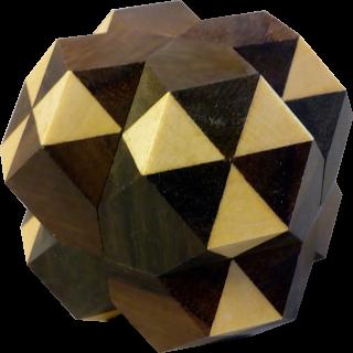 Dual Tetrahedron 5