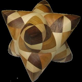 Dual Tetrahedron 28