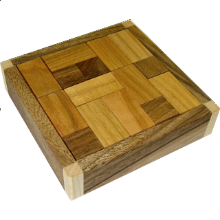 Puzzle 5x5 (with tray)