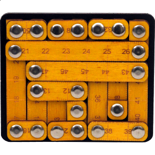 Puzzle Solution for Constantin Puzzles: Tough Measures
