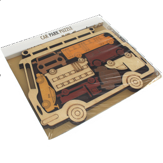 Constantin Puzzles: Car Park