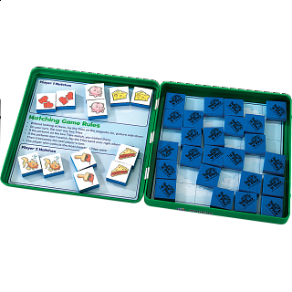 Take 'N' Play Anywhere Matching Magnetic Game Tin
