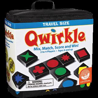 Travel Qwirkle