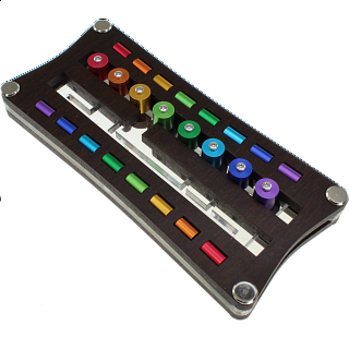 Nur 8 (Only 8) - Color Anodized