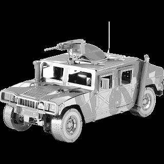 Metal Earth: Iconx 3D Metal Model Kit - Humvee