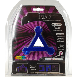 Triad - Metal Puzzle