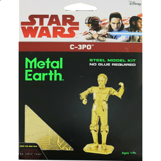 Metal Earth: Star Wars - C-3PO