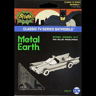 Metal Earth: Batman - Classic TV Series Batmobile