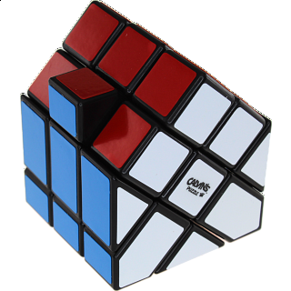 Inverted House Cube - Black Body
