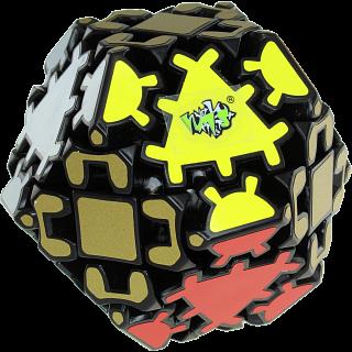 Gear Hexadecahedron - Black Body