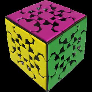 XXL Gear Cube - Black Body