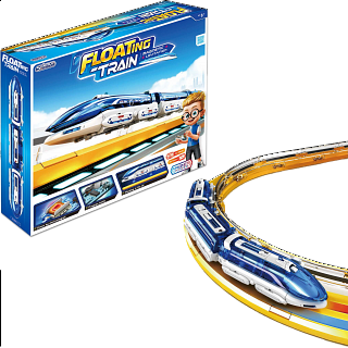 Magnetic Levitation Floating Train Kit