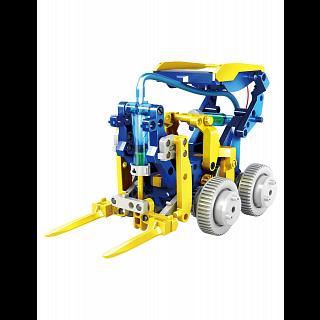 12-in-1 Solar Hydraulic Robotic Kit