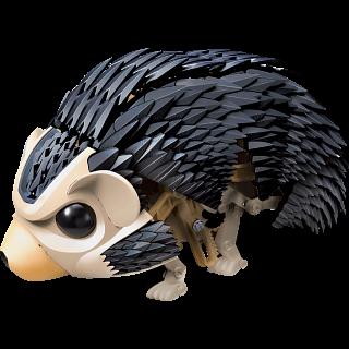 Robotic Hedgehog