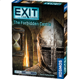 Exit: The Forbidden Castle (Level 4)