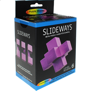 Slideways - Metal Puzzle