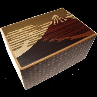 6 Sun 14 Step Mt. Fuji