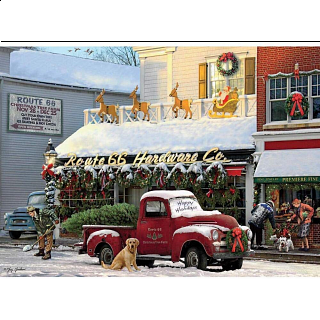 Classic Christmas: Route 66 Hardware