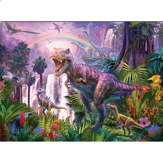 King of the Dinosaurs