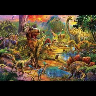 Land of Dinosaurs