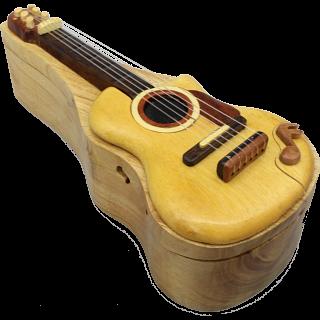 Guitar - 3D Puzzle Box