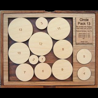 Circle Pack 13