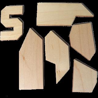 Letter S Puzzle