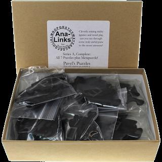 Ana-Links, Series A