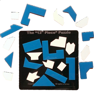 """The """"12th Piece"""" Puzzle"""
