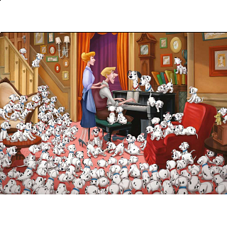 Disney Collector's Edition: 101 dalmations