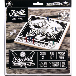 Baseball - Travel Game