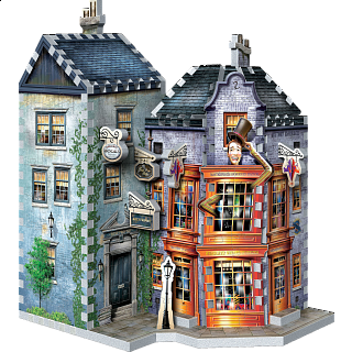 Harry Potter: Weasley's Wizard Wheezes - 3D Jigsaw Puzzle