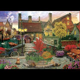 Old Town Living - David MacLean