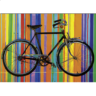 Bike Art: Freedom Deluxe
