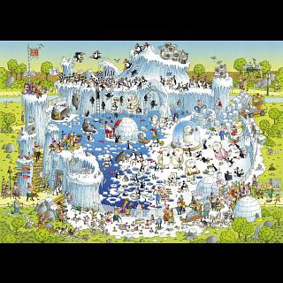 Funky Zoo: Polar Habitat