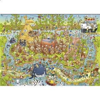 Funky Zoo: Australian Habitat
