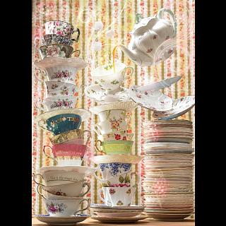 Magic Tea Shop