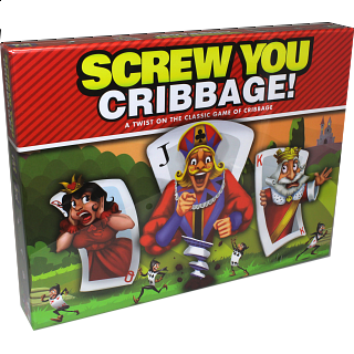 Screw You Cribbage!