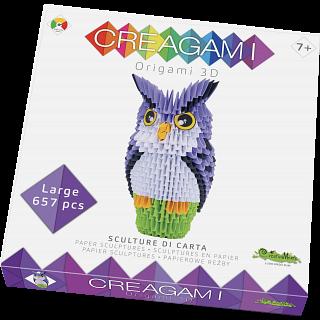 Creagami: Owl - Large