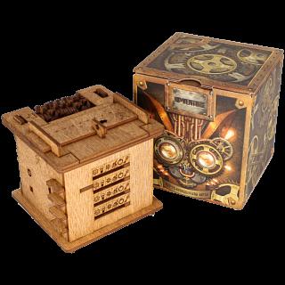 Cluebox - 60 minute Escape Room in a box