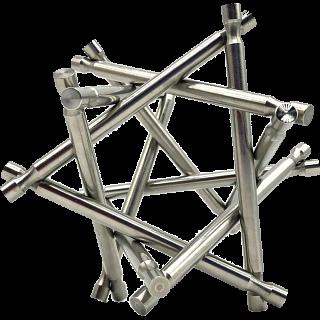 Nova Plexus - Stainless Steel