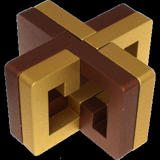 Chiasma - Metal Puzzle
