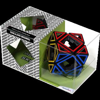 Hollow Skewb Cube