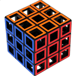 Hollow Cube - 3x3x3