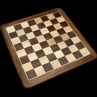 16 Inch Shisham Chess Board