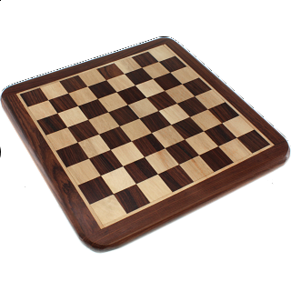 10 Inch Rosewood Chess Board