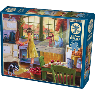 Apple Pie Kitchen - Large Piece
