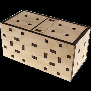 Orion Puzzle Box