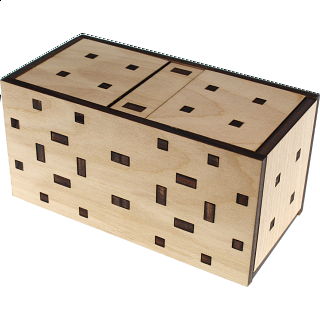 Puzzle Solution for Orion Puzzle Box