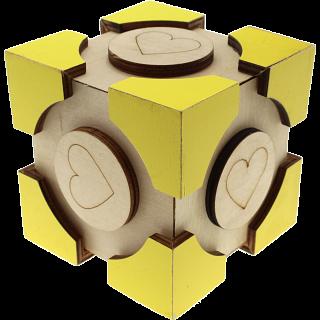 Puzzle Solution for Companion Box